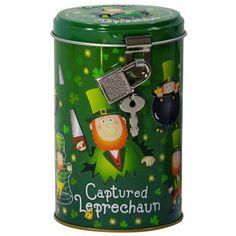 Captured  Leprechaun