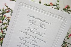 Wedding Invitations and Wedding Stationery Online collection