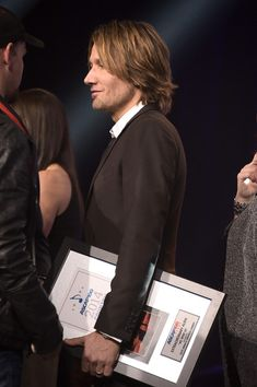 Keith Urban Photos: 52nd Annual ASCAP Country Music Awards - Inside