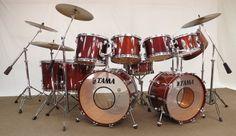 Diy Drums, Drums Beats, Vintage Drums, Snare Drum, Custom Guitars, Drum Kits, Drummers, Indie Music, Soul Music