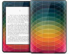【お取り寄せ】Kindle Paperwhite ケース・カバーよりデザイン豊富!【GELASKINS】Kindle Paperwhite/キンドル ペーパーホワイト  スキンシール【Chroma】【YDKG-td】高品質3M製シール使用で剥がしてもベタつかない!【RCP1209mara】【楽天市場】