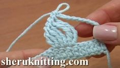 Crochet Complex Stitch For Beginners Tutorial 19