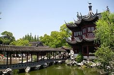 Yu Garden is an extensive Chinese garden located beside the City God Temple in the northeast of the Old City of Shanghai, China.
