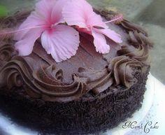 Baileys Chocolate Frosting | Mari's Cakes (English)