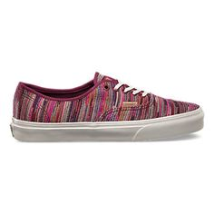 b6249b4f5a9 Authentic CA - Italian Weave - VANS Top Shoes