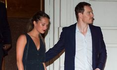 Alicia Vikander enjoys date with Michael Fassbender in New York