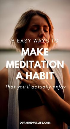We all have to deal with stress from either work or school. You can't close your eyes to make it go away but you can find peace so you can deal with it. One technique that can offer this is called Zen meditation. Zen meditation is Short Guided Meditation, Meditation For Anxiety, Types Of Meditation, Best Meditation, Meditation For Beginners, Meditation Benefits, Meditation Quotes, Chakra Meditation, Meditation Practices