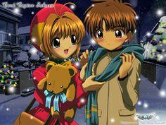 card captor sakura Part 10 - - Anime Image Syaoran, Cardcaptor Sakura, Cute Anime Couples, Couples In Love, Clear Card, Love Wallpaper, Image Boards, True Love, Anime Art