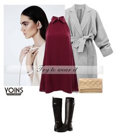 """Yoins 1/10"" by nejra-l ❤ liked on Polyvore featuring Aerosoles, women's clothing, women's fashion, women, female, woman, misses and juniors"
