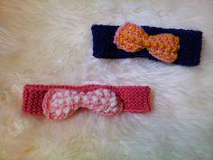 Ninapetrinas kreative hjørne: Sukkersøt hårpynt til baby // Headband for baby