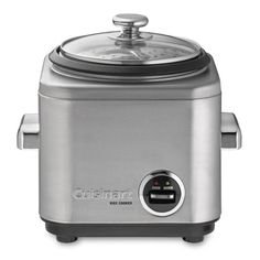 Cuisinart 4-Cup Rice Cooker  No longer does my rice limp along...