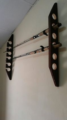 Fishing Rods Rack …