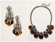 BaubleBar for Anthropologie = a match made in heaven!