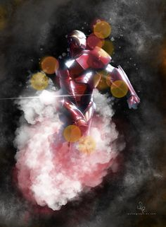 Iron Man by Pulse Graphiks (from Nice, France)
