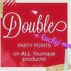 If you ever thought about hosting a #Younique #party (online) now is the time!!!! This month we are doubling hostess points/perks (normally you need $200 in sales to receive hostess perks, this month only they are doubling the hostess rewards) So get to $100 in #sales from your party and you'll receive #money towards #free products and 1/2 priced items coming your way!! That's like having four #mascaras sold during your party! So what is stopping you?