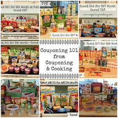 Couponing & Cooking: Couponing 101: Five Questions To Ask Yourself Before You Start Couponing