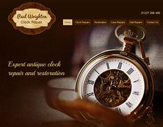 """Check out new work on my @Behance portfolio: """"Antique Clock Repair"""" http://on.be.net/1J8sH4y"""