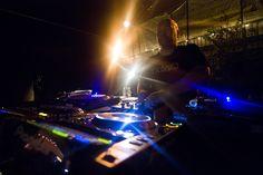 Legendary DJ Danny Krivit at Flow Festival 2011.