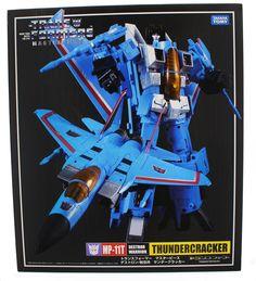 Transformers Masterpiece MP-11T Destron Warrior Thundercracker