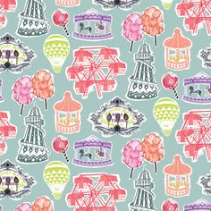 Our fabulous Fair Enough Wallpaper, available to order from www.kateusher.co.uk/shop £150 per 10metre roll.