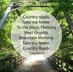 I love John Denver's songs!