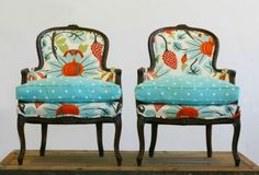 Love, love, LOVE these chairs!!