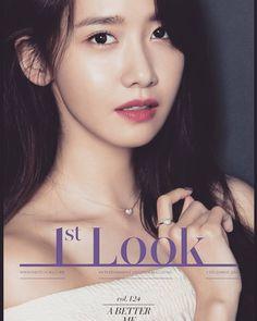 Yoona for 1st Look Magazine   #snsd #yoona #photoshoot #magazine