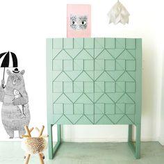 #kinderkamer #design KAST SENNA | by June via Kinderkamerstylist