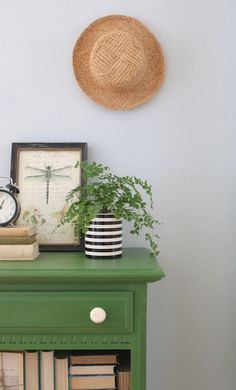 The Simple Nightstand Makeover We've Never Thought of