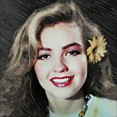 Otra vista! @LadyTH Thalia ♥ Flower Power