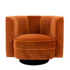 Dutchbone Flower lounge chair is classy, contemporary and art nouveau in one! This comfortable lounge chair is upholstered with velvet! Grey Chair, Sofa Chair, Tub Chair, Eames Chairs, Bar Chairs, Lounge Chairs, Kitchen Chairs, Cosy Sofa, Deco Originale