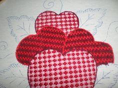 Bordado Fantasía Corazón # 2