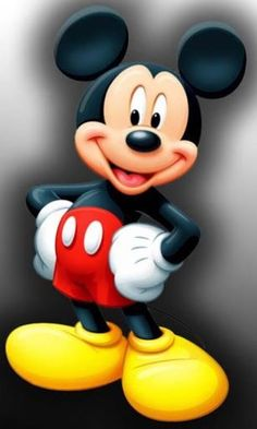 Arte Do Mickey Mouse, Mickey Mouse And Friends, Disney Mickey Mouse, Mickey Mouse Wallpaper, Wallpaper Iphone Disney, Mickey Mouse Pictures, Disney Pictures, Walt Disney, Disney Art