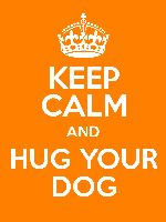 Keep Calm and Hug Your Dog Poster quotes Keep Calm And Study, Keep Calm And Love, Dog Lover Quotes, Dog Quotes, Poster Quotes, Sport Quotes, Qoutes, Life Quotes, Hygge