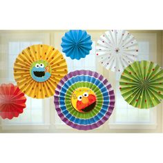 1000 images about sesame street party ideas on pinterest for 1st birthday party decoration packs