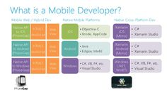 Debate Native vs. Hybrid App http://es.slideshare.net/ActiveNick/the-great-mobile-debate-native-vs-hybrid-app-development
