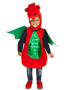 Dragon Costume (3-8 Years)