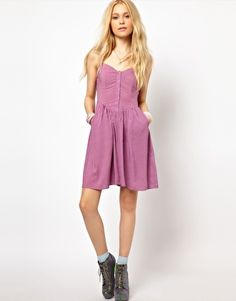 Vero Moda Strappy Sun Dress