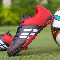 9eee5a10d8ee TOURSH New Football Boots Soccer Shoes Men Superfly Cheap Football Shoes For  Sale Kids Cleats Indoor