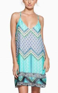 skylar shift dress