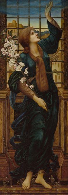 Edward Burne-Jones: 'Hope' (1896).