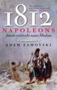 Adam Zamoyski - 1812