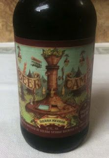 Beer Camp Imperial Red Ale from Sierra Nevada Brewing Company
