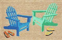 Beach Chair Doormat