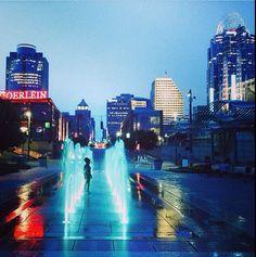The Banks Cincinnati, OH