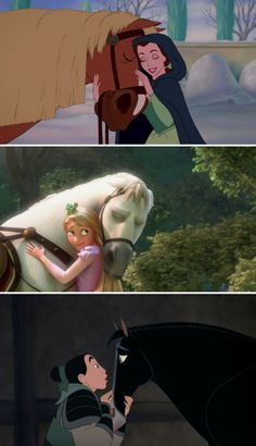 The Ultimate Disney Horse Poll