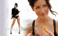 The Beautiful Evangeline Lilly