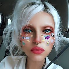 Presets Photoshop, Filter Design, Augmented Reality, Face Art, Instagram Story, Filters, Halloween Face Makeup, Story Time, Mood