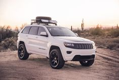 Jeep Grand Cherokee With Black Rhino Mozambique