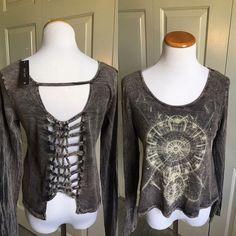 Selling this Esmeralda Top in my Poshmark closet! My username is: meagurl44. #shopmycloset #poshmark #fashion #shopping #style #forsale #April Spirit #Tops